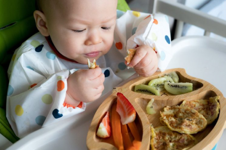 Alimentación complementaria ¿Cómo aplicarla?